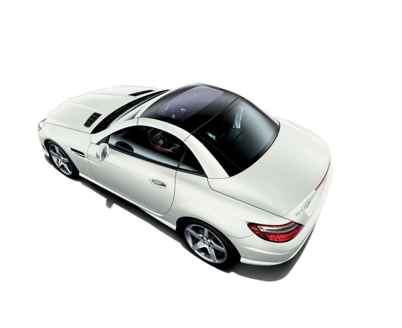 Mercedes SLK 200 Radar Safety Edition