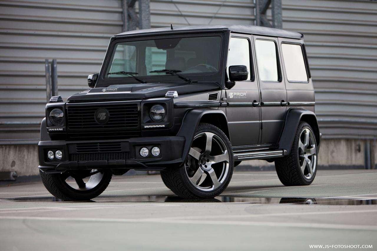 Mercedes G Prior Design