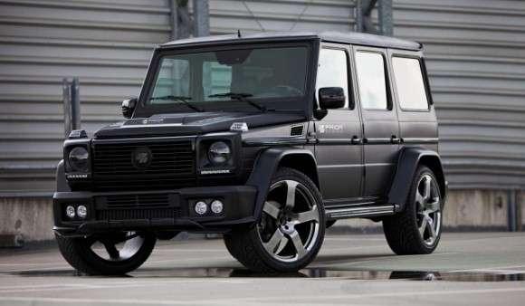 Mercedes Benz G Klasa