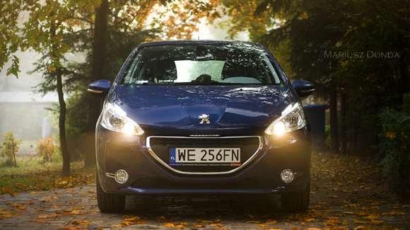 Peugeot 208 nowy