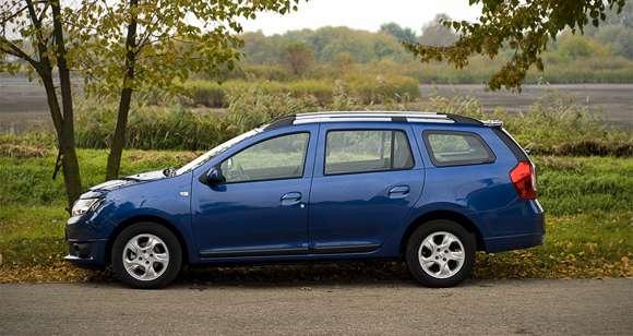 Dacia Logan MCV bok