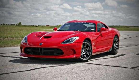 Viper GTS Venom 700R