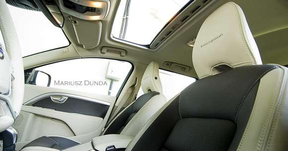 Volvo XC70 fotele