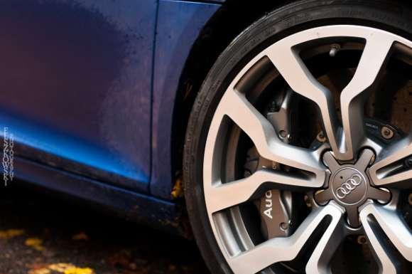 Audi R8 felga
