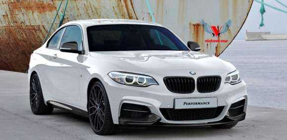 BMW 2 M Performance