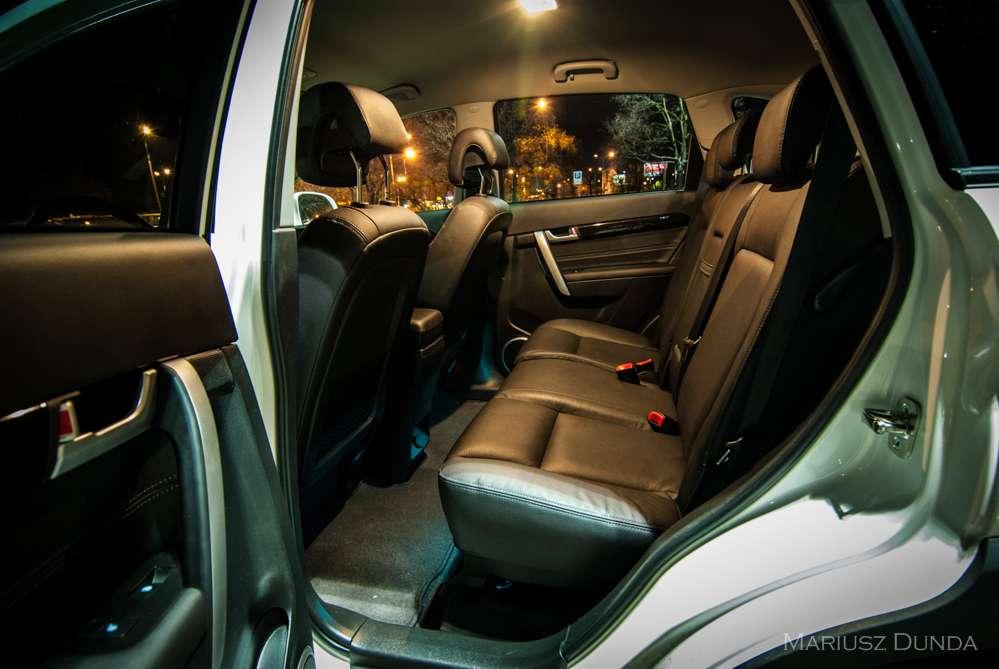 Chevrolet Captiva LTZ 2013