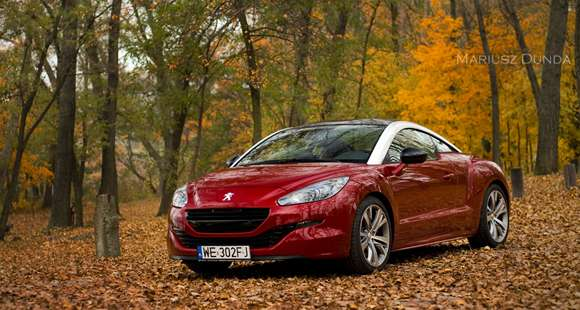 peugeot rcz 1 6 thp 200 km test. Black Bedroom Furniture Sets. Home Design Ideas