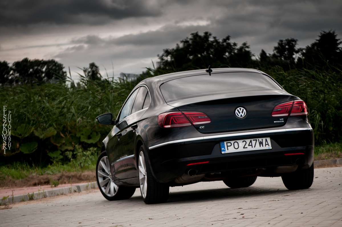 Volkswagen CC 3.6 V6 300 KM