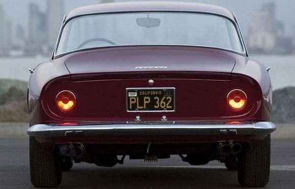 1963 Ferrari 250 GTL Lusso tył