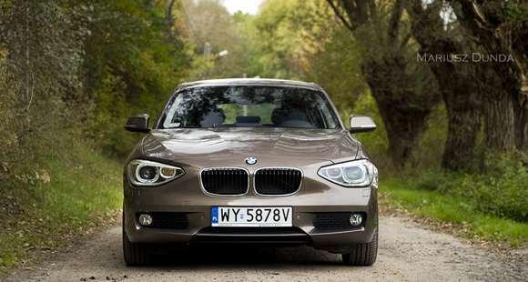 Nowe BMW serii 1 F20