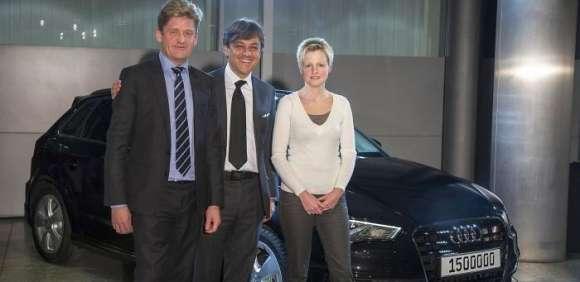 Audi A3 Sportback 1,5 mln