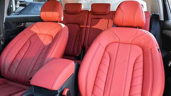 Audi Q5 tuning interior