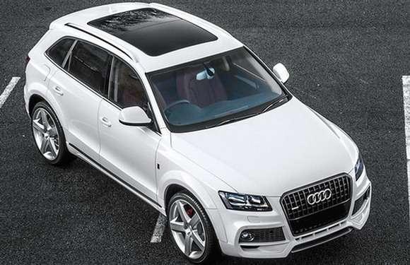 Audi Q5 Kahn