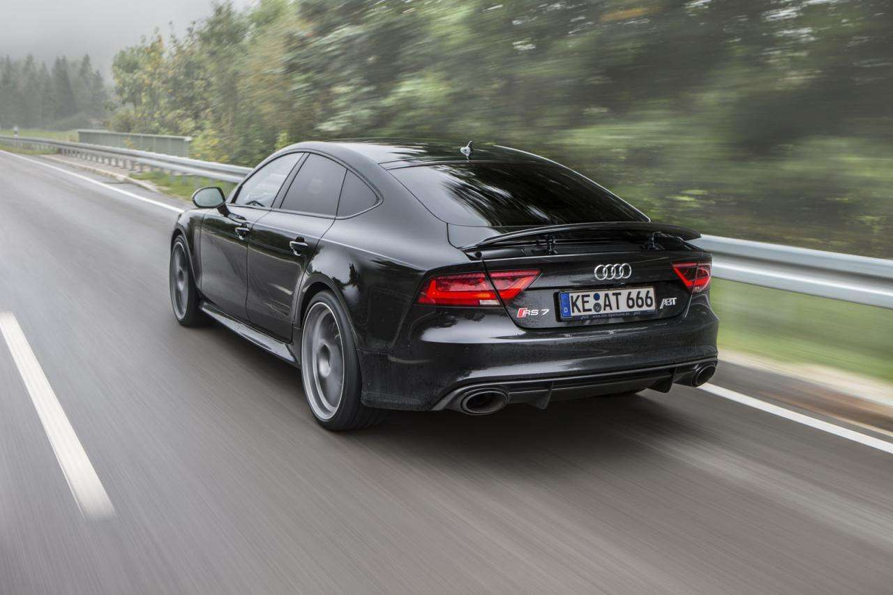 ABT Audi RS7 tuning