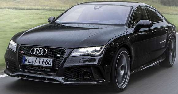 Audi RS7 tuning ABT
