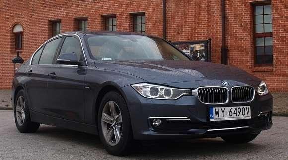 BMW serii 3 F30
