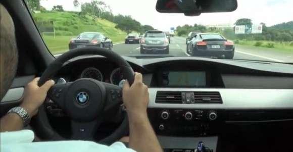 BMW M5 V10 AUTOBAHN