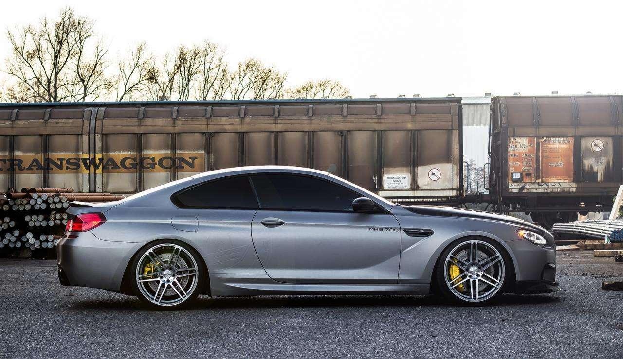 BMW M6 MH6 700 by Manhart