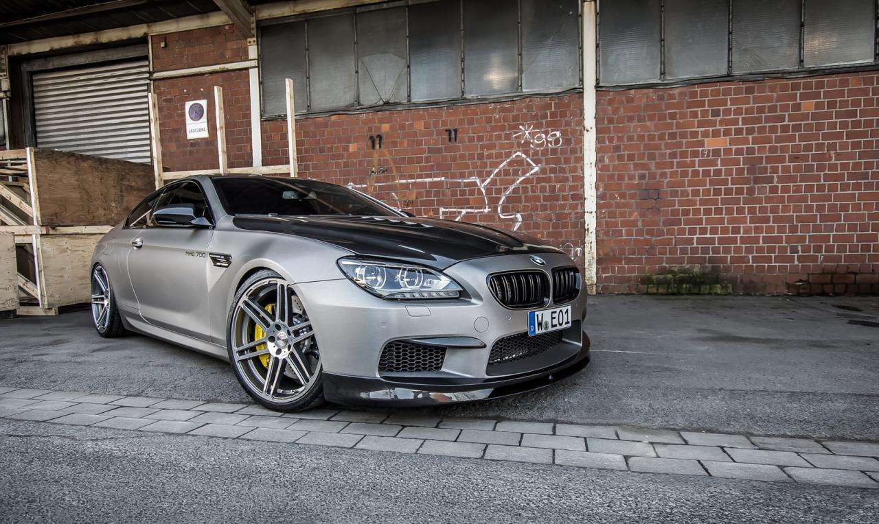 BMW M6 MH6 700 by Manhart