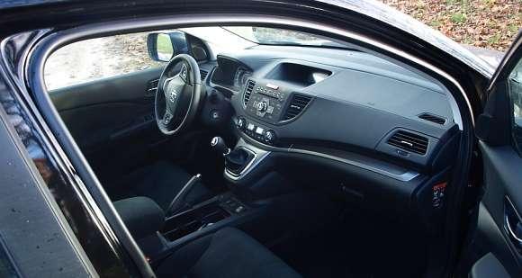 Honda cr v 1 6 i dtec test motofilm for Honda cr v 2013 interior