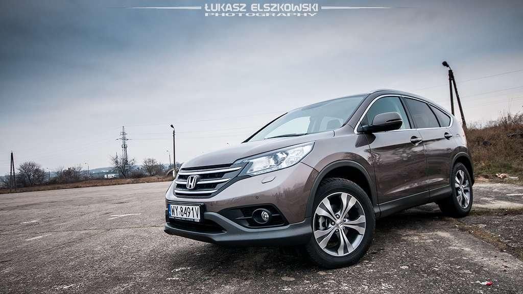 Honda CR-V 2012 1.6 diesel