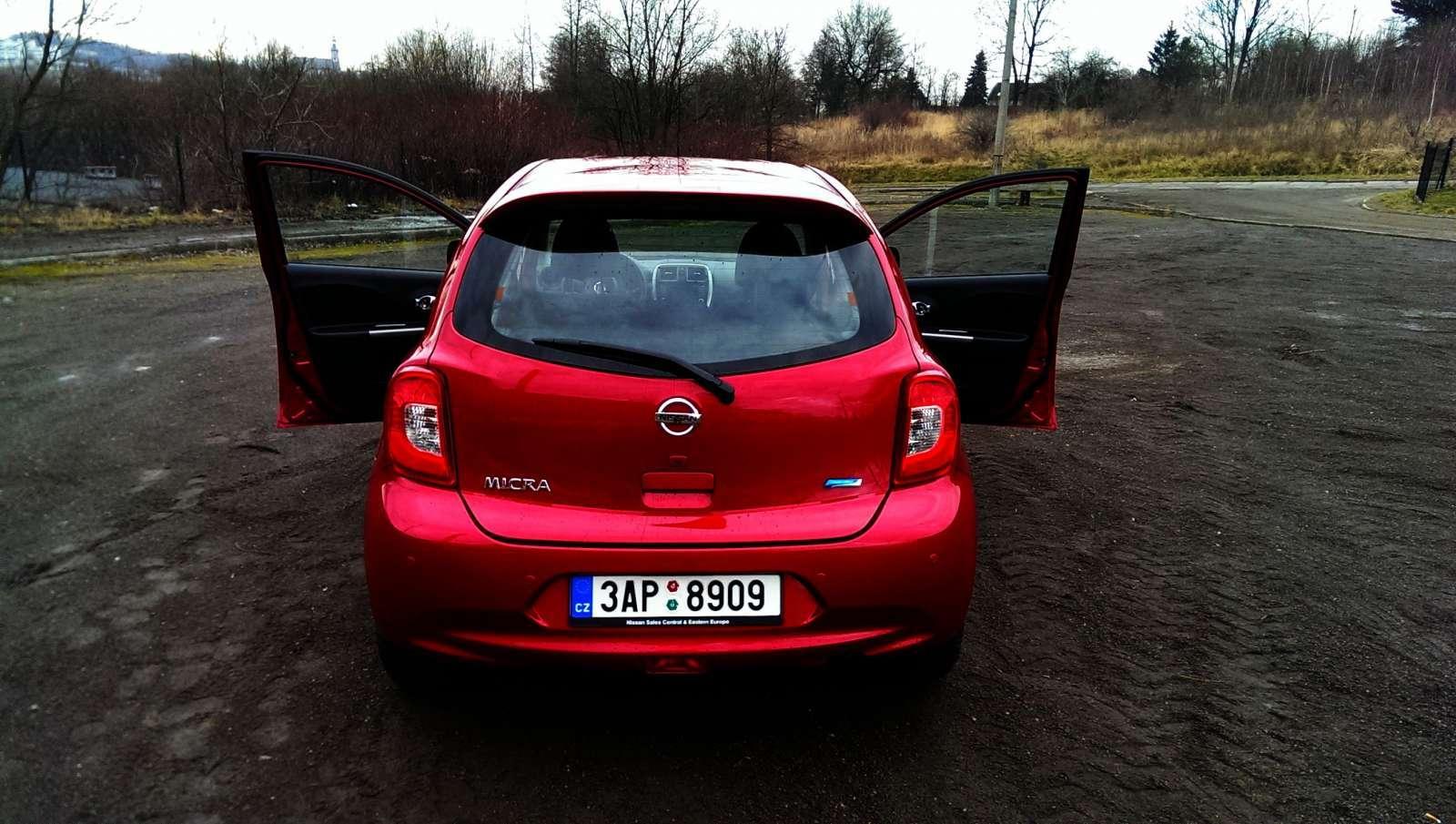 Nowy Nissan Micra 2013