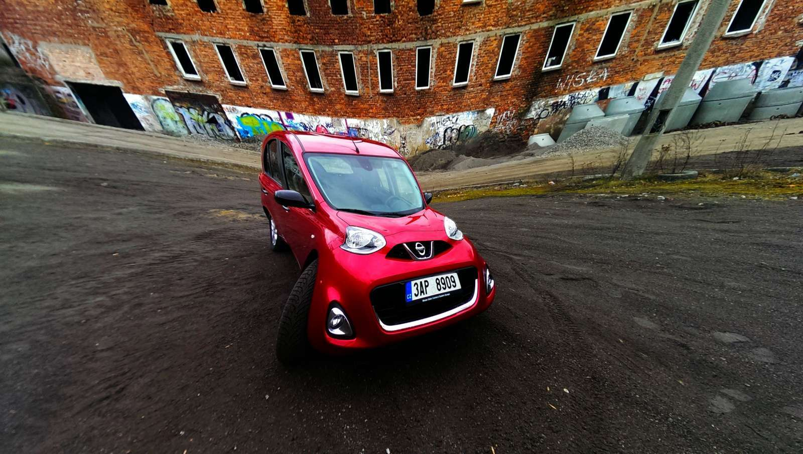 Nowy Nissan Micra 2013
