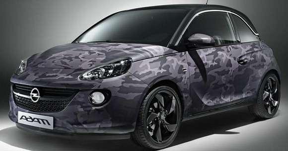 Opel Adam specjalna edycja