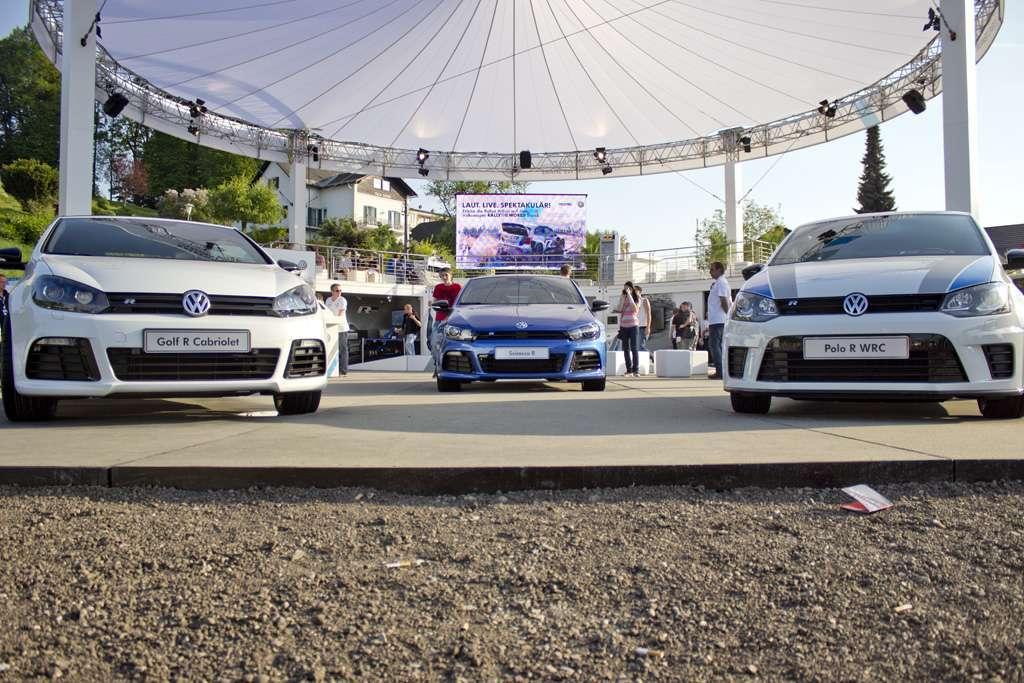 Worthersee wyprawa Audi Q5