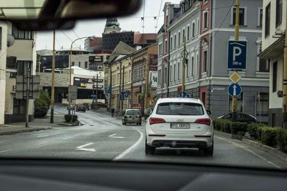 Audi Q5 - wyprawa w Alpy