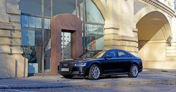 Audi A8 3.0 TDI 2014