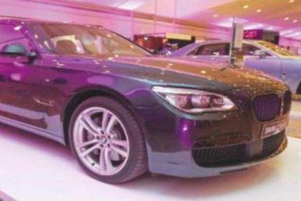 BMW serii 7 Li V12 M Bi-Turbo