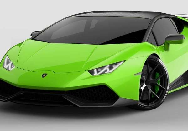 Lamborghini Huracan tuning