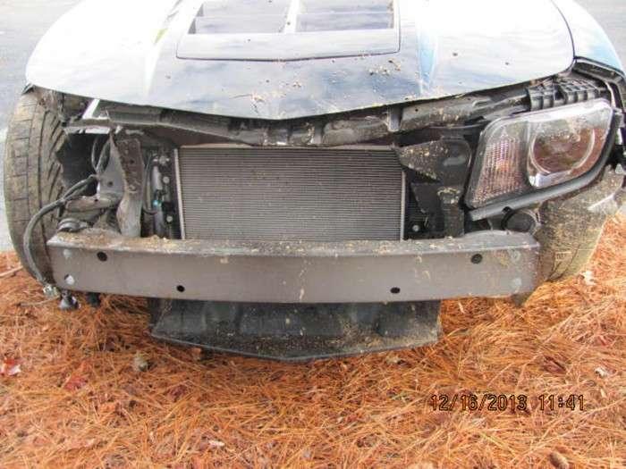 Chevroleta Camaro ZL1