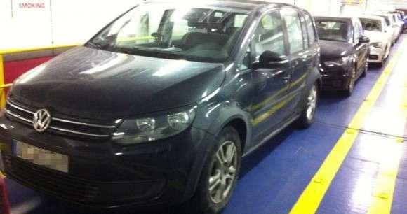 Nowy Volkswagen Touran 2014