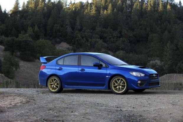 Nowe Subaru WRX STI