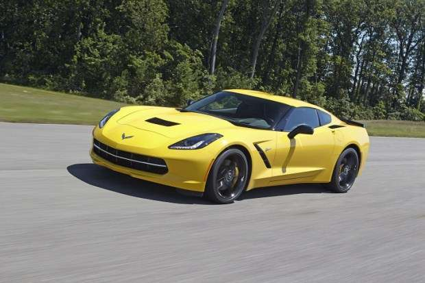 Chevrolete Corvette Stingray 2014