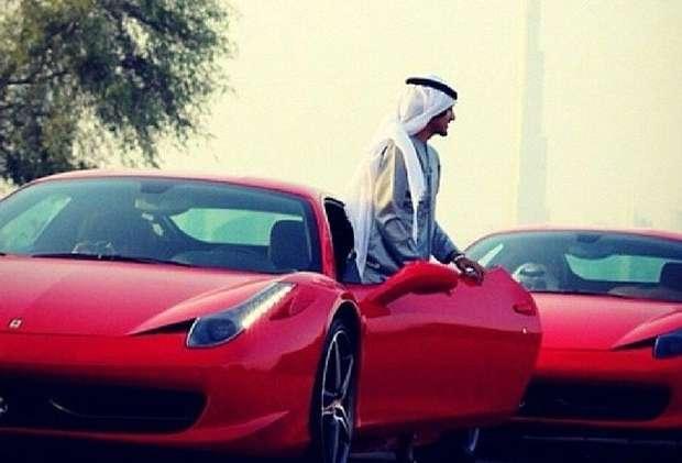Życie młodego Emiratczyka