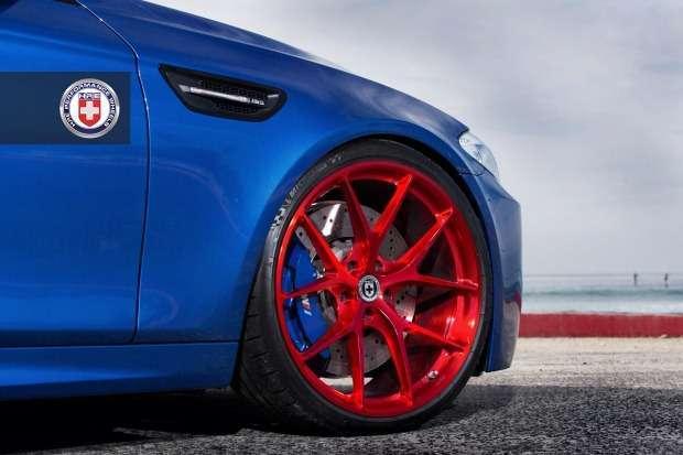BMW M5 felgi