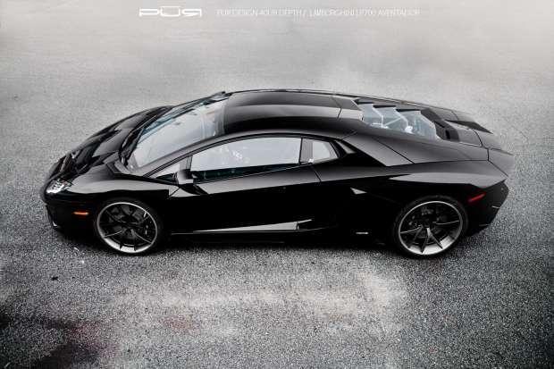 Lamborghini Aventador wheels