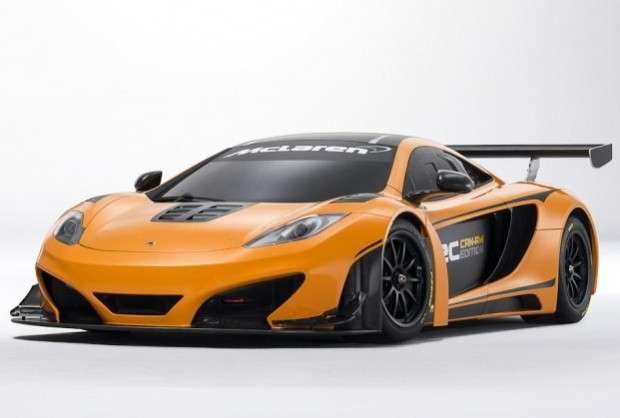 McLaren MP4 12C Can Am Edition