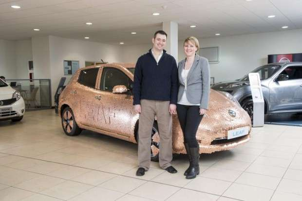 Nissan Leaf 100.000