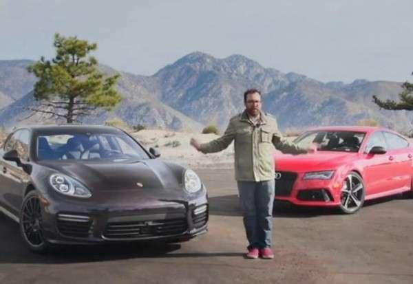 Audi RS7 vs. Porsche Panamera Turbo