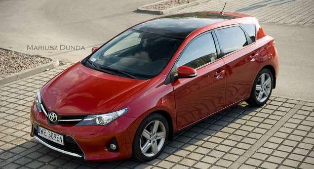 Nowa Toyota Auris diesel