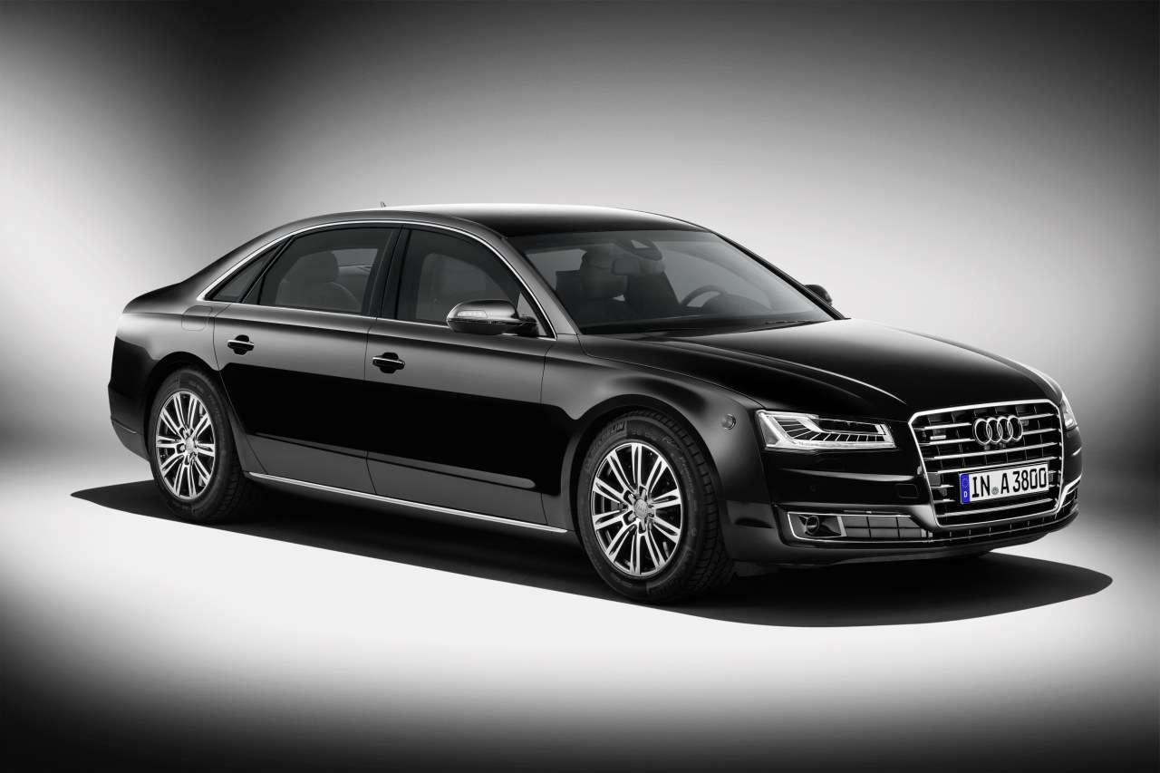 Audi A8 L Security 2014