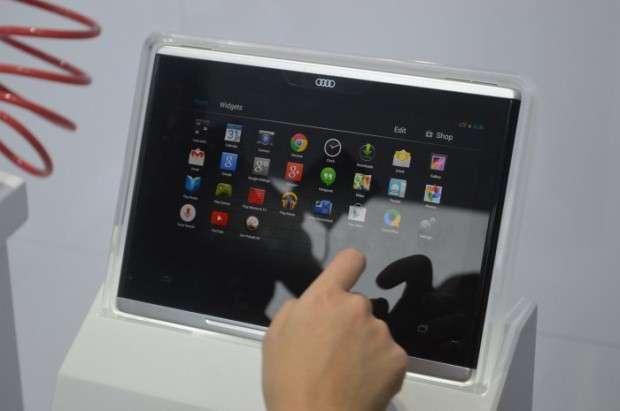 Tablet Audi