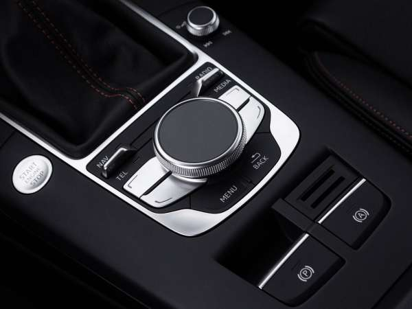 Touchpad Audi