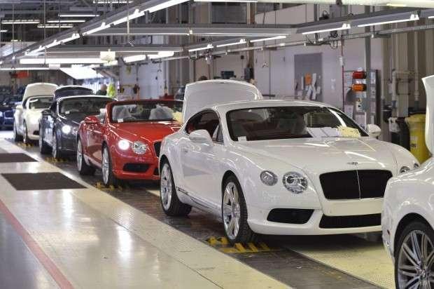 Fabryka Bentley'a