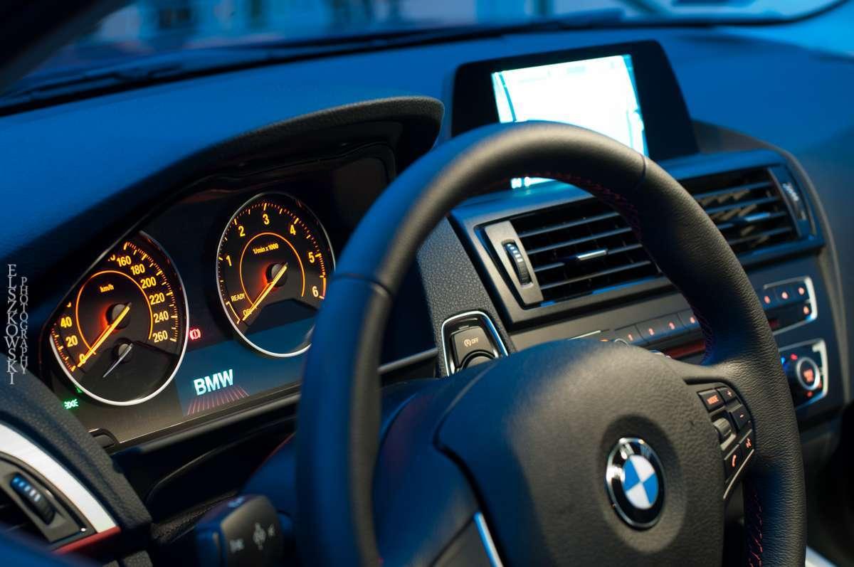 BMW 118d Sport Line