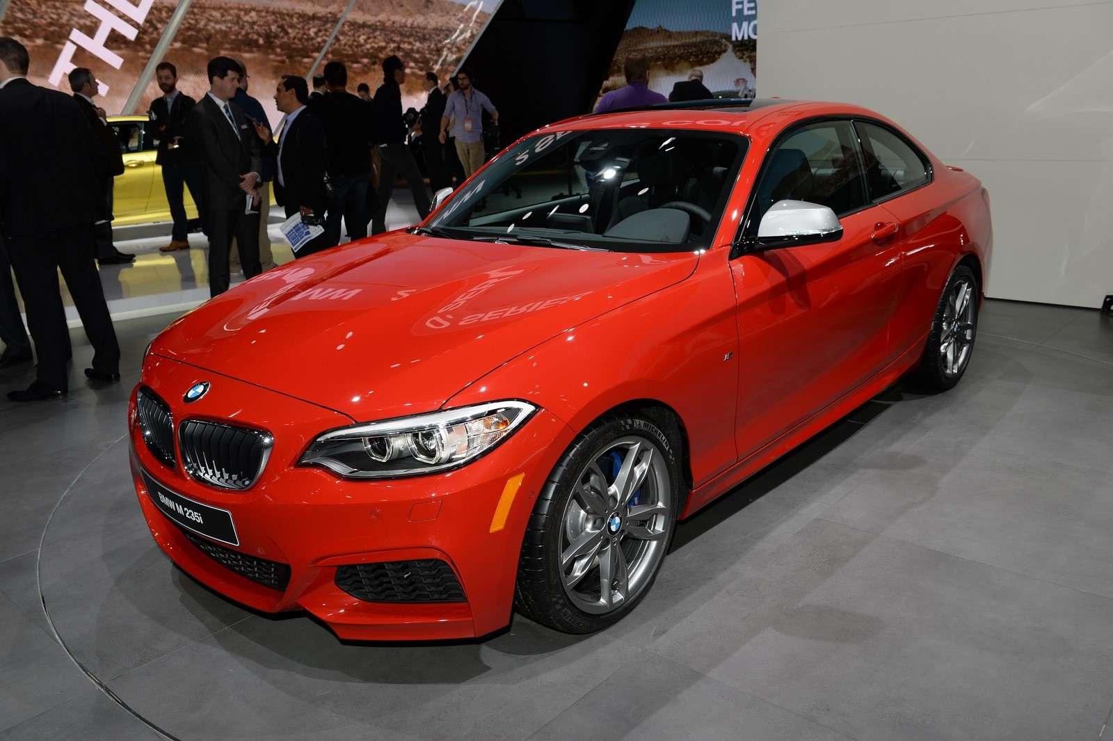 BMW serii 2 Coupe Detroit